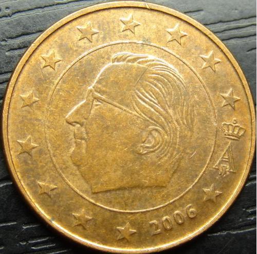 5 євроцентів 2006 Бельгія