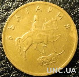 5 стотінок 2000 Болгарія