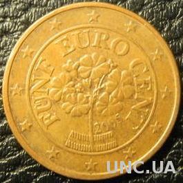 5 євроцентів 2005 Австрія