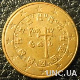 5 євроцентів 2008 Португалія