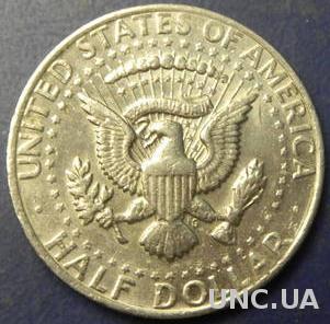 50 центів 1974 США