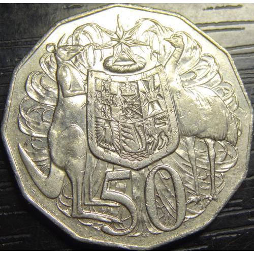 50 центів 2010 Австралія