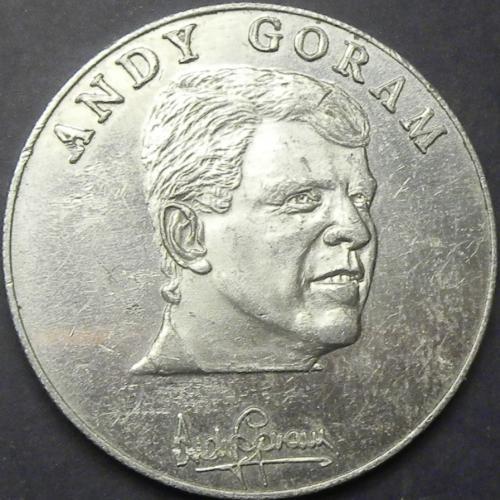 Енді Горам, Чемпіонат світу з фуболу 1990