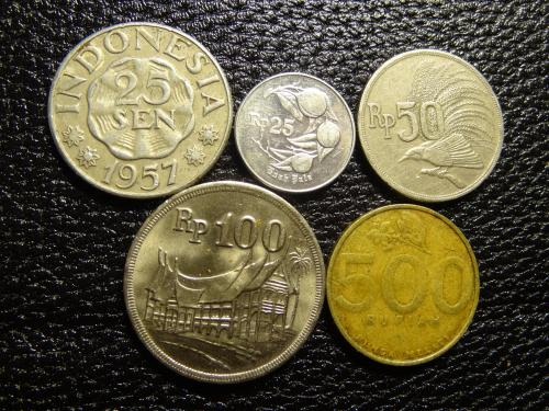 Комплект монет Індонезії