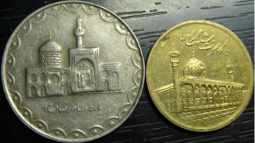 Монети Ірану