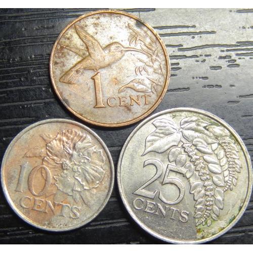Монети Тринідаду і Тобаго