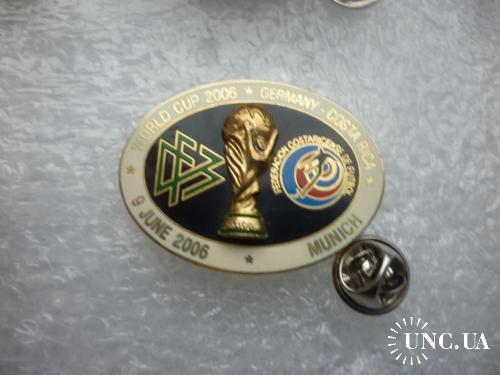 Футбол. Чемпионат мира 2006 в Германии. Сборная Германии - Сборная Коста Рики