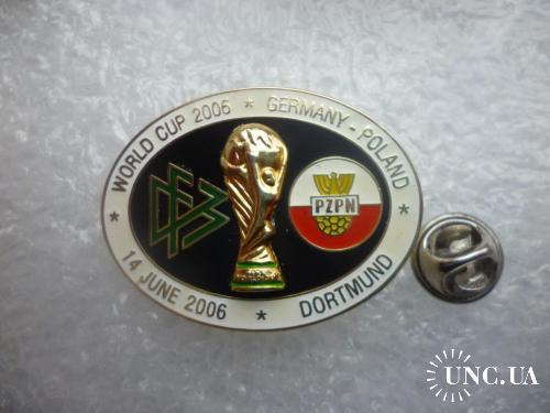 Футбол. Чемпионат мира 2006 в Германии. Сборная Германии - Сборная Польши