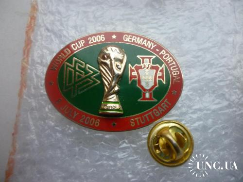 Футбол. Чемпионат мира 2006 в Германии. Сборная Германии - Сборная Португалии