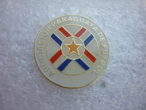 Футбол. Федерация футбол. Парагвай