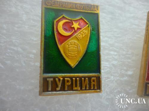 Футбол. Федерация футбола Турции