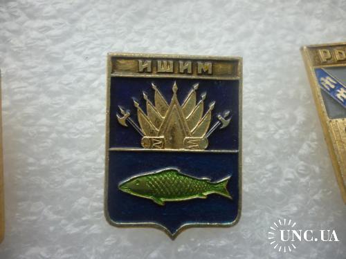 Город. Ишим