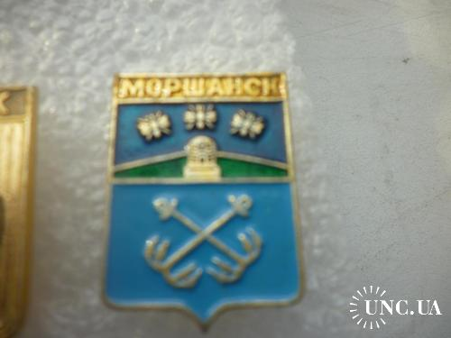 Город. Моршанск