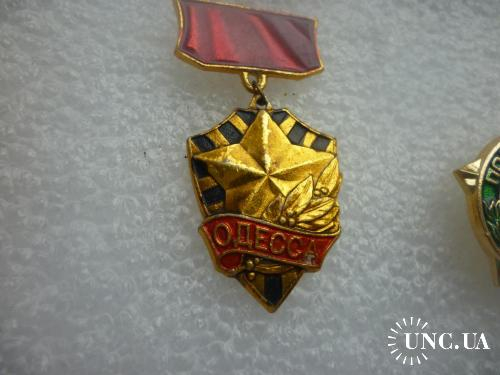 Одесса. Город-герой