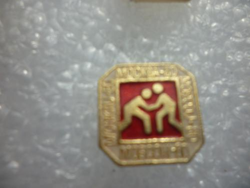 Олимпиада-1980. Москва. Борьба ( серия 4 )
