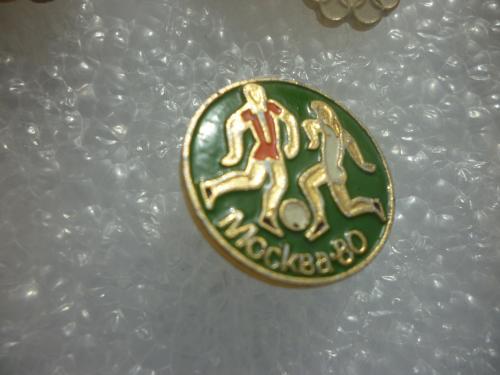 Олимпиада-1980. Москва. Футбол ( серия 3 )