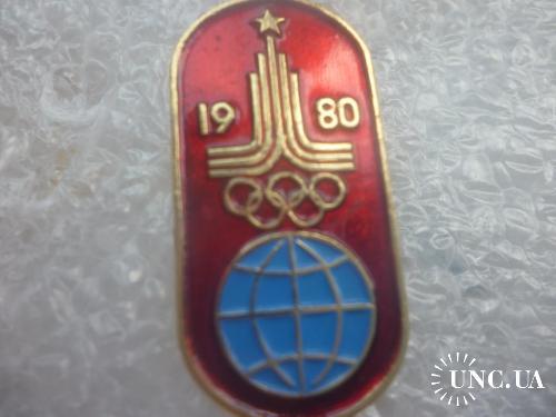 Олимпийские игры. Москва-1980 . 4