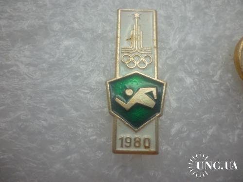 Олимпийские игры. Москва-1980 . Легкая атлетика