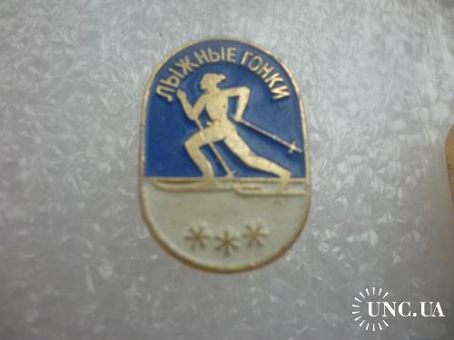 Виды спорта. Серия 1. Лыжные гонки