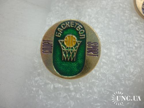 Виды спорта. Серия 2. Баскетбол