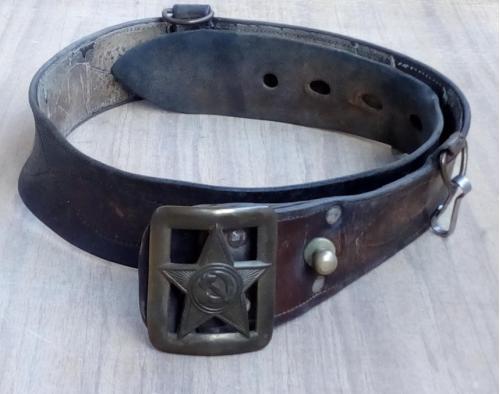 Офицерский ремень РККА образца 1935г.