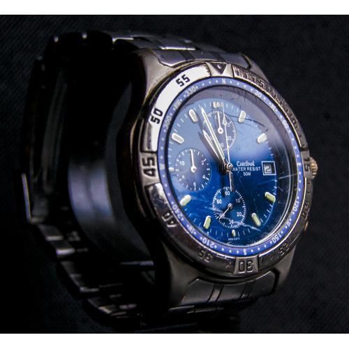Часы- хронограф Cardinal