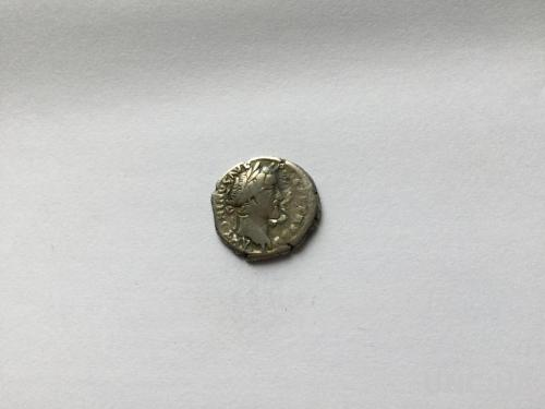 Древний Рим, денарий. Серебро .