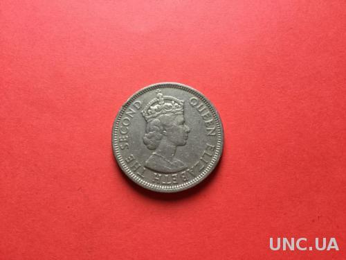 Маврикий 1 рупия 1975 г.