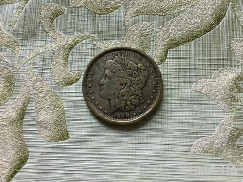 США, 1 доллар 1898 г. Копия