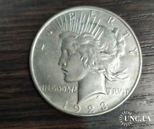 один американский доллар. другой один доллар торговый британский
