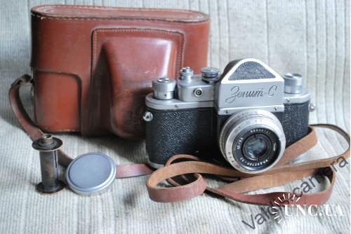 Фотоаппарат Зенит - С, 1960 год,   КМЗ