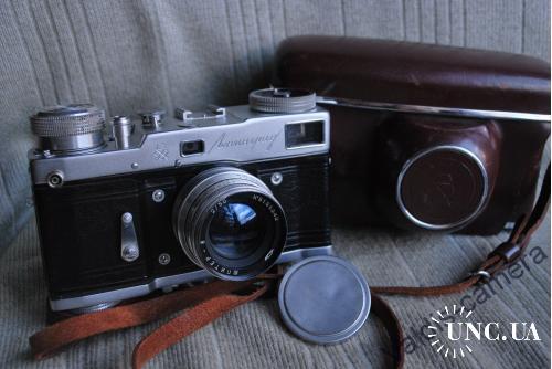 Rare, Редкий, фотоаппарат Ленинград, Юпитер-8, ЛОМО, 1961 г. ( № 617561). №3