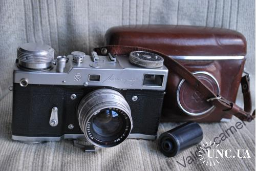 Rare, Редкий, фотоаппарат Ленинград Юпитер-8, ЛОМО, №585077 1958г. №5