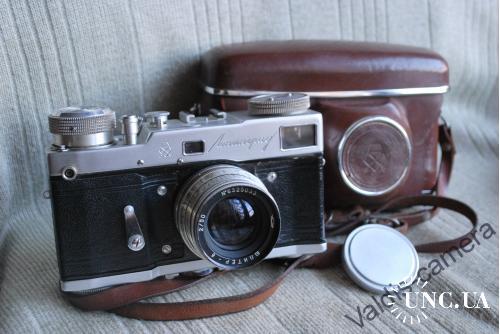 Rare, Редкий, фотоаппарат Ленинград Юпитер-8, ЛОМО, №639567 1963г. №4