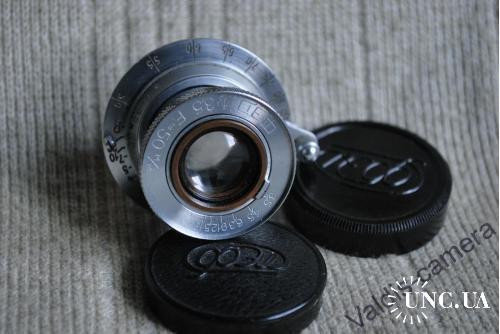 Редкий, объектив ФЭД  3,5/50 мм №1376 , м.39, ФЭД-Зоркий, блиньчик макро №2.