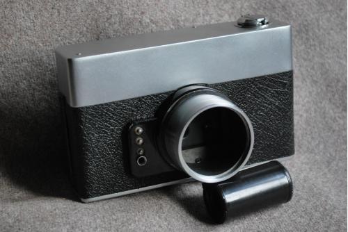 Специальный фотоаппарат ФКМ-1 ЛОМО №770520.