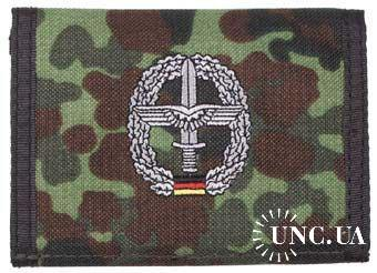 Бумажник армейский. Бундесвер, части армейской авиации , флектарн.