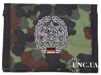 Бумажник армейский. Бундесвер, подразделения военной полиции, флектарн.