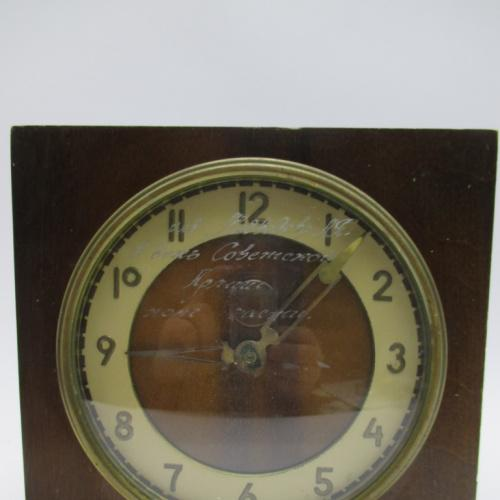 Часы каминные настольные  Весна СССР