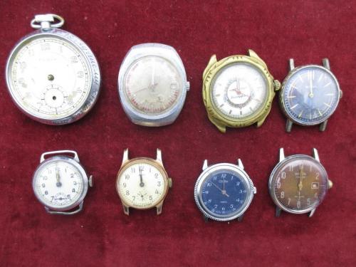 Часы СССР под ремонт