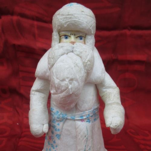 Дед Мороз Новогодние игрушки СССР