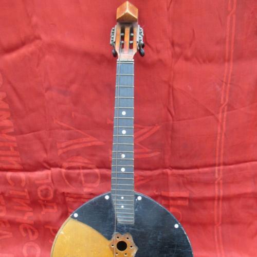 Домра музыкальный инструмент СССР