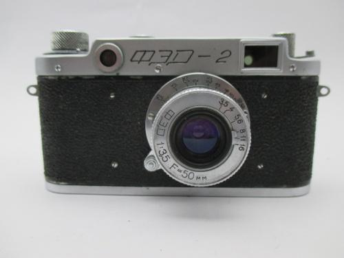 Фотоаппарат ФЭД 2 1:35 F 50