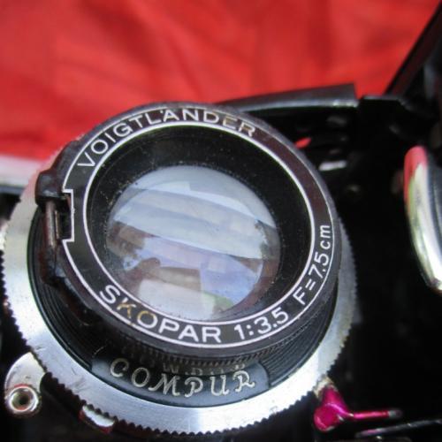 Фотоаппарат Voigtlander Bessa 66