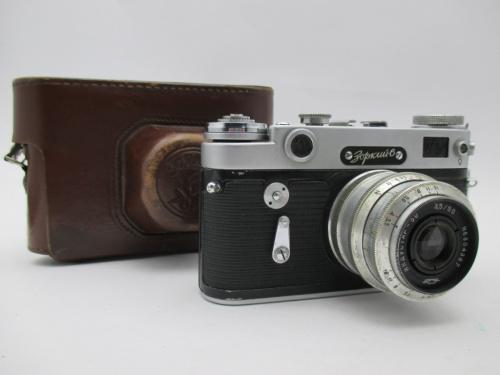 Фотоаппарат Зоркий-6,Индустар-50