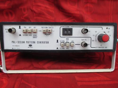 Генератор сигналов TR-0827/A
