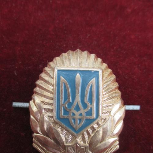Кокарда Украина
