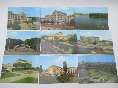 Набор открыток ДМПК Украина Винница 1982 г.