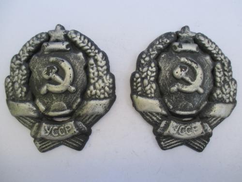 Накладка герб СССР