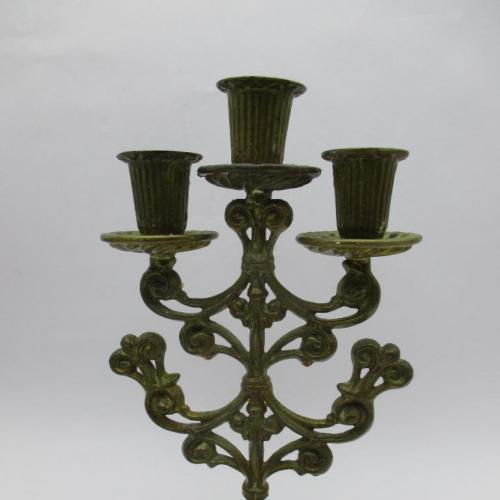 Подсвечник на 3 свечи Канделябр
